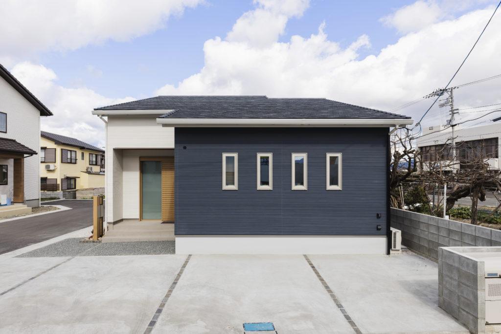 石井町にオープン!平屋モデルハウス見学会
