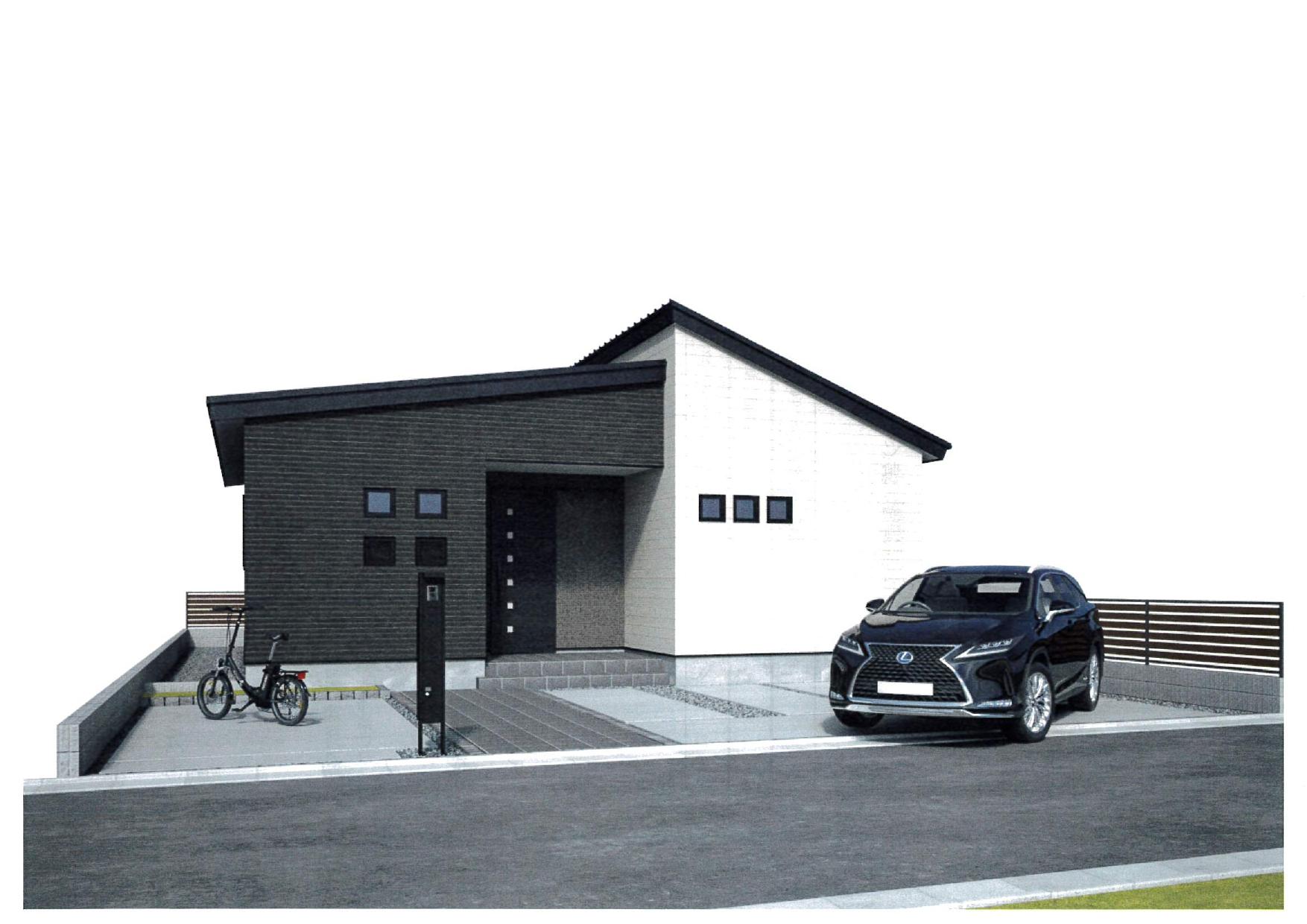 新モデルオープン!平屋モデルハウス見学会8月29日・30日